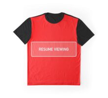 black mirror resume viewing posters by colorbandshirts redbubble