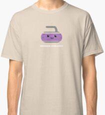 Member Berries Rock! - Curling Rockers (No Black Lines) Classic T-Shirt
