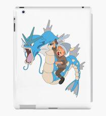 Gyarados pokemon iPad Case/Skin