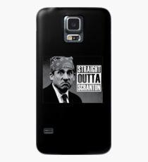Prison Mike Straight Outta Scranton Case/Skin for Samsung Galaxy