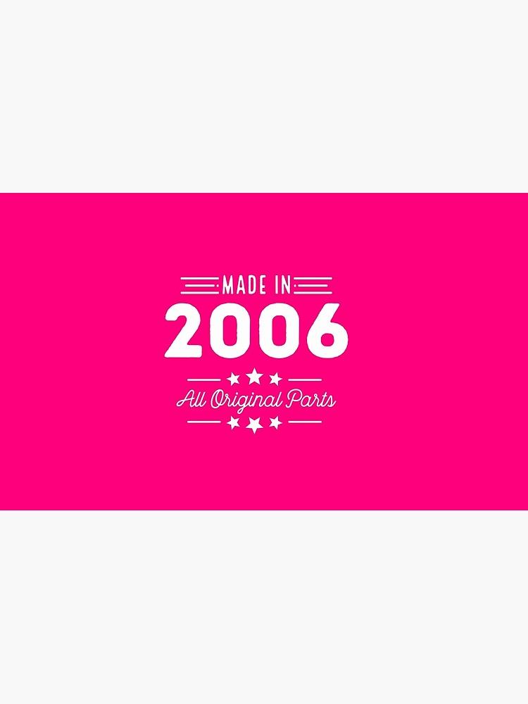 Im Jahr 2006 alle Originalteile 10. Geburtstagsgeschenk T-Shirt gemacht von AlwaysAwesome