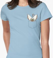 Pocket Momo Women's Fitted T-Shirt