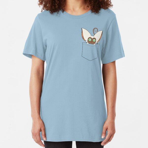 Pocket Momo Slim Fit T-Shirt