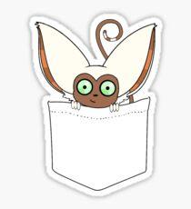 Pocket Momo Sticker
