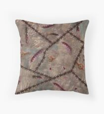 SKIN Throw Pillow