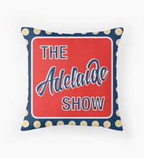 The Adelaide Show Logo Throw Pillow