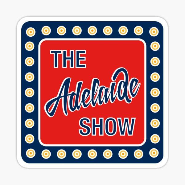 The Adelaide Show Logo Sticker