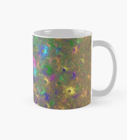 Planet Two #Fractal Art Mug