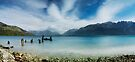 LAKE WAKATIPU by Andrew Dickman