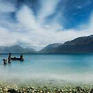LAKE WAKATIPU by Andrew Dickman
