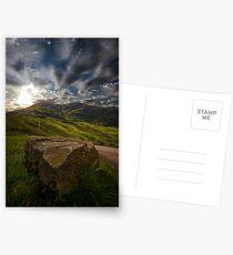 Scottish Highlands Postcards