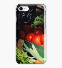 Sunlight Tomatoes. iPhone Case/Skin