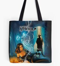 CASEFILE ARKHAM 2 Tote Bag
