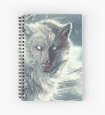 Wind Spiral Notebook