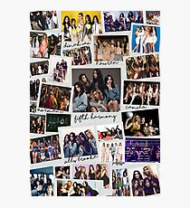 Fifth Harmony Vintage Shots Photographic Print