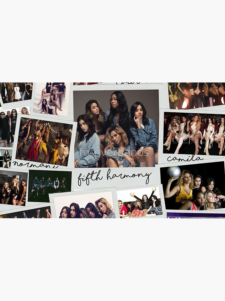 Fifth Harmony Vintage Shots de foreverbands
