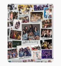 Fifth Harmony Vintage Shots iPad Case/Skin