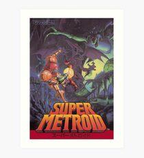 Lámina artística Super Meatrod