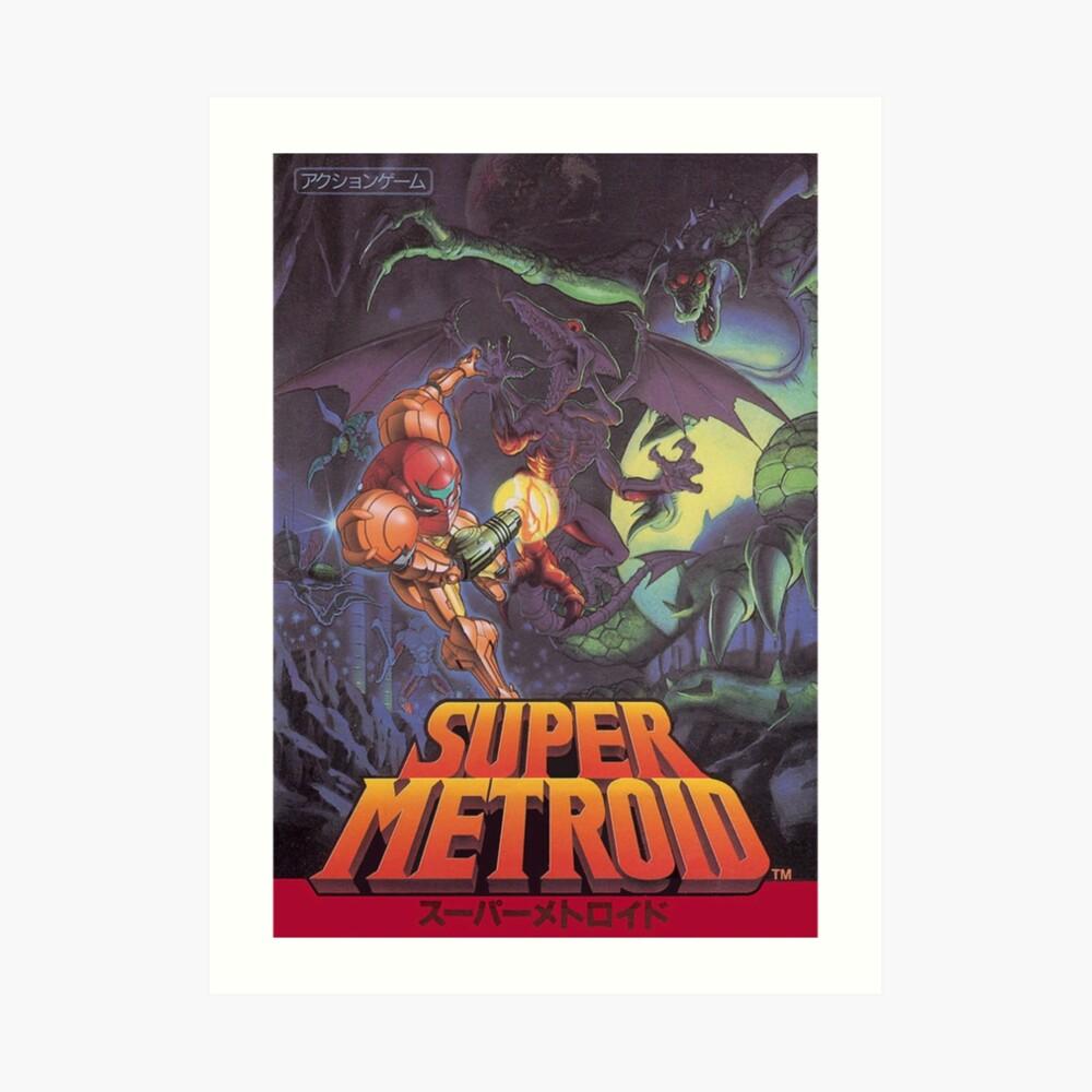 Super Meatrod Kunstdruck