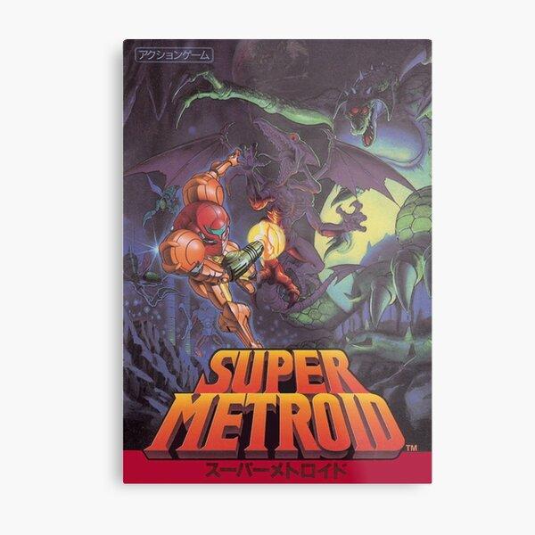Super Meatrod Metal Print