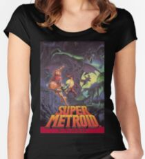 Super Meatrod Women's Fitted Scoop T-Shirt