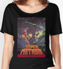 Camiseta ancha para mujer Super Meatrod