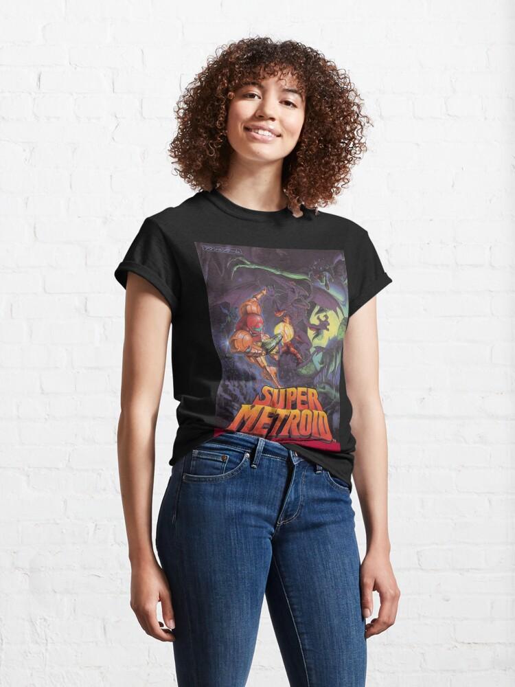 Alternate view of Super Meatrod Classic T-Shirt