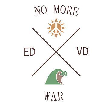 No More War by jorgebld