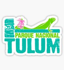 Tulum Sticker