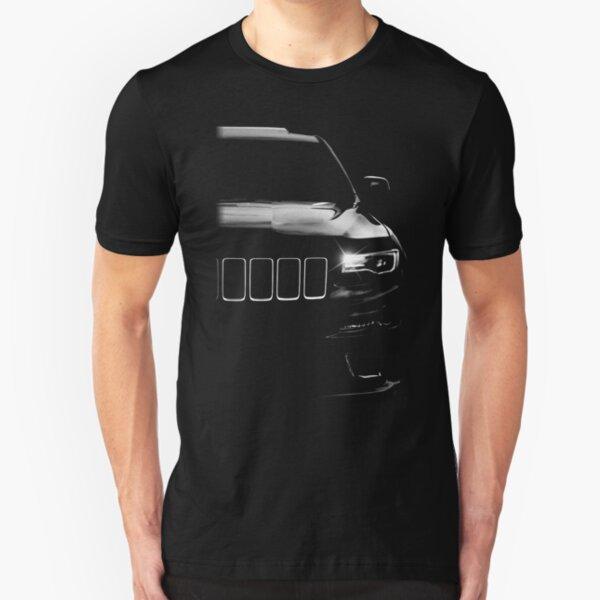 jeep, jeep grand cherokee Slim Fit T-Shirt