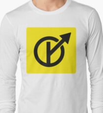 MGTOW Symbol (2) for Men Going Their Own Way Long Sleeve T-Shirt