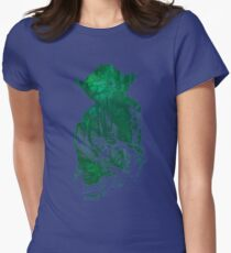 Force  & Wisdom Womens Fitted T-Shirt