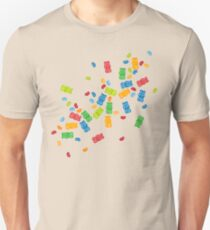 Jelly Beans & Gummy Bears Explosion T-Shirt
