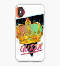 Revamped Queen Album Artwork iPhone Case
