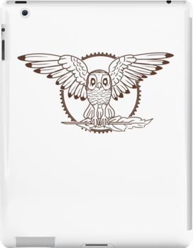 Mystical Owl by RedPine