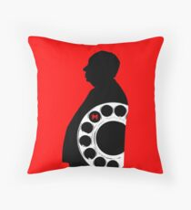 Hitchcock Dial M for Murder Throw Pillow