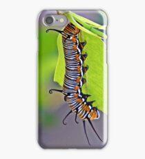 Hungry little Caterpillar iPhone Case/Skin