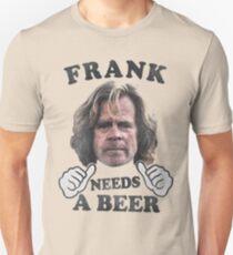 frank needs a beer Unisex T-Shirt