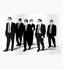 Reservoir dogs original Poster