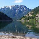 Kräuselung in den Bergen, Washington State, USA von JCDesignsUK