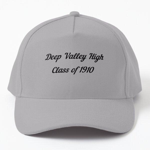 Deep Valley High Class of 1910 -bold Baseball Cap
