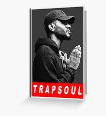 trapsoul Greeting Card