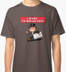 Escape from Monopoly Classic T-Shirt