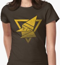 The Heart of OZ Womens Fitted T-Shirt