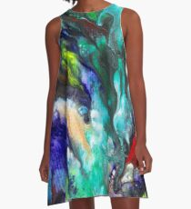 Grotto A-Line Dress