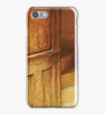 Upstairs.... iPhone Case/Skin