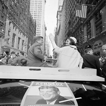America's Couple - JFK and Jackie O by sophietask