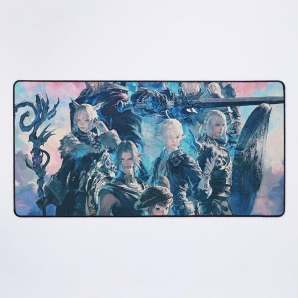 Final Fantasy XIV Endwalker Desk Mat