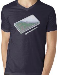 DS Earth Mens V-Neck T-Shirt