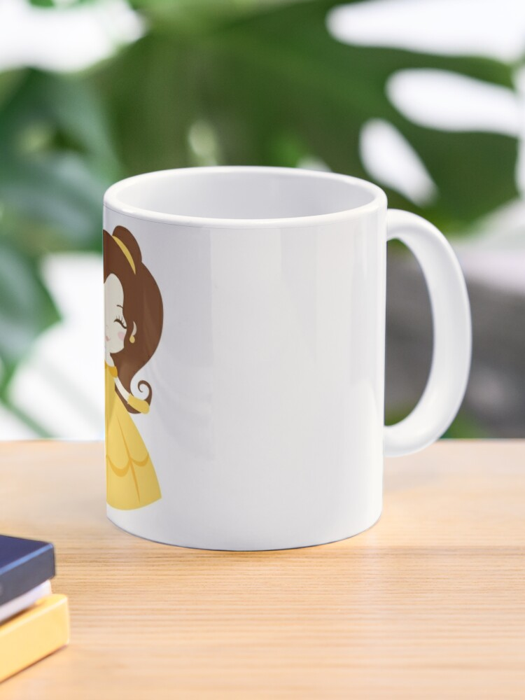 Beauty And The Beast Mug By Noemilicus Redbubble